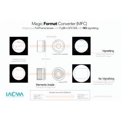 Adaptateur convertisseur Magic Format Converter MFC